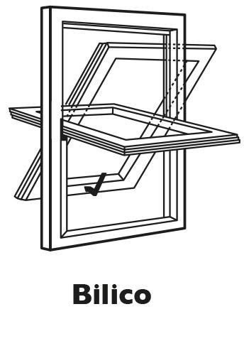 Finestre infissi corsetti for Finestre a bilico verticale